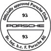 Officially approved Porsche Club 93